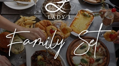 Lady L Family Set Delivery