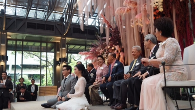 Wedding Khun Lek & Khun Marty